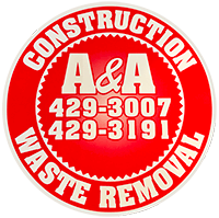 A & A Construction Waste Removal LLC